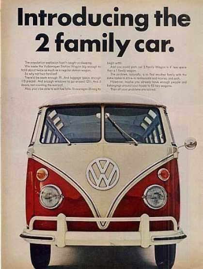 Volkswagen Station Wagon (1966)
