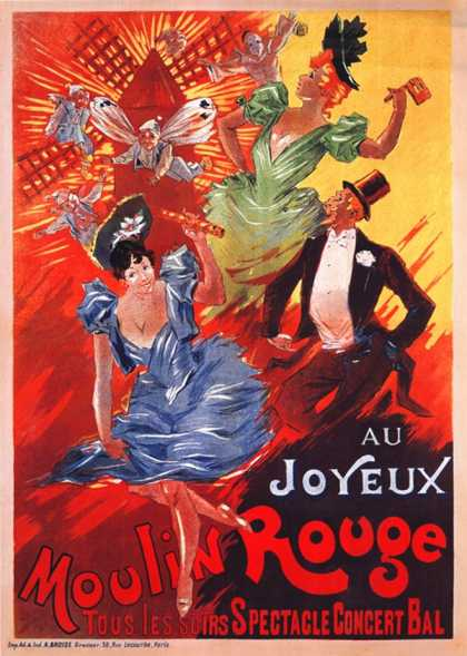 Moulin Rouge (1900)