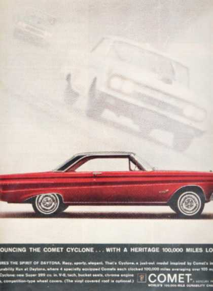 Ford's Mercury Comet (1964)