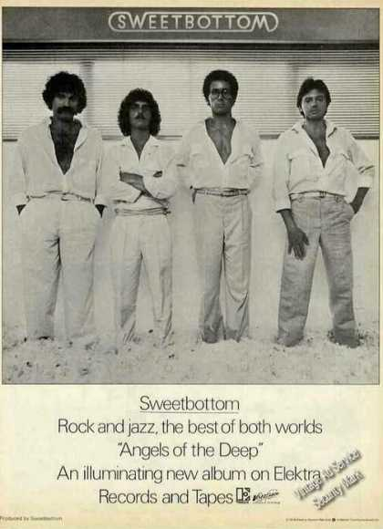 "Sweetbottom Group Photo ""Angels of the Deep"" (1978)"