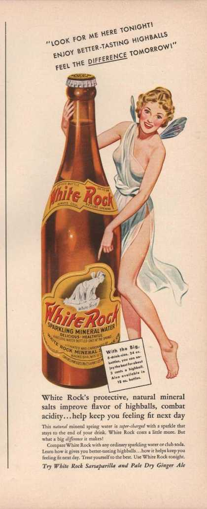 White Rock Sarsaparil (1942)