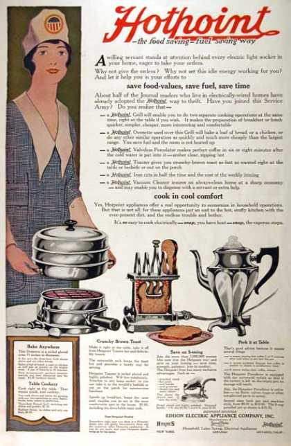 Hotpoint Appliances (1918)