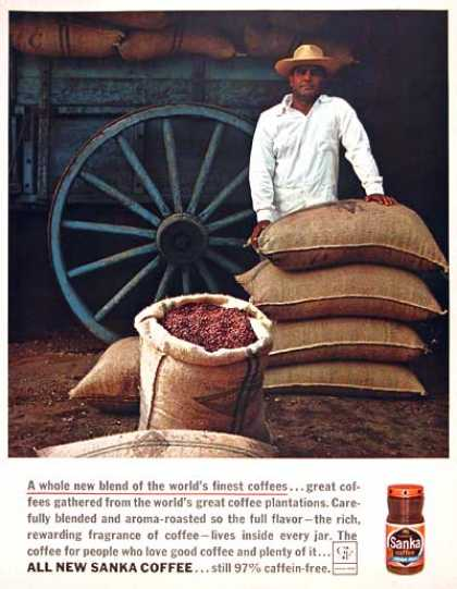 Sanka Coffee (1962)