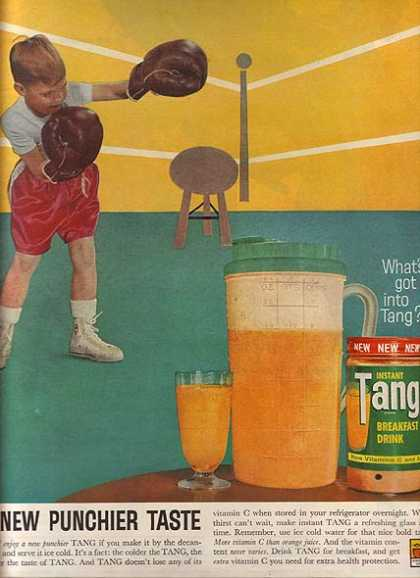 Tang's Instant Breakfast Drink (1961)