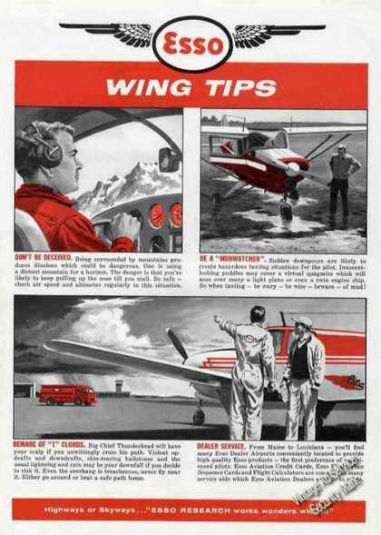 Wing Tips Mountains/mudwa (1960)