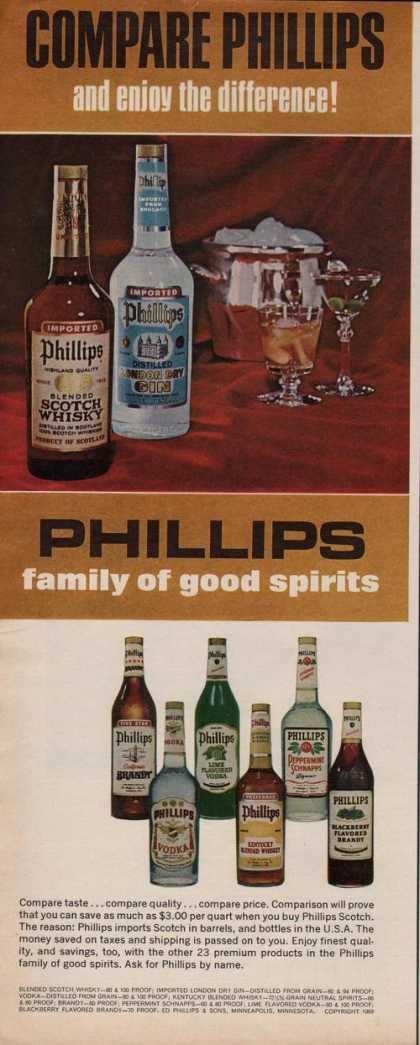Phillips Failiy of Good Spirits (1969)