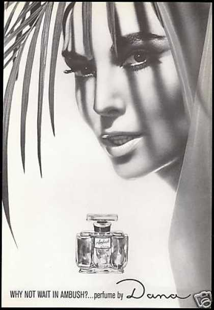 Dana Ambush Perfume Pretty Woman Photo (1967)
