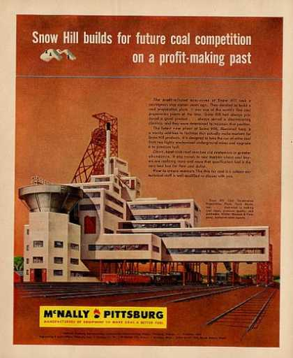 Mcnally Pittsburg Snow Hill Coal Corp. (1950)