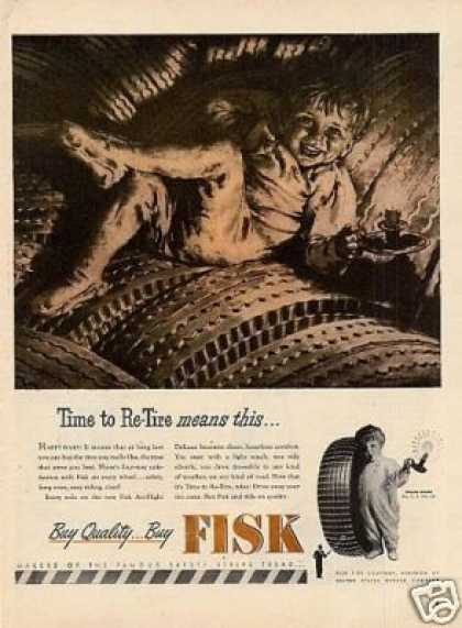 Fisk Tire (1946)