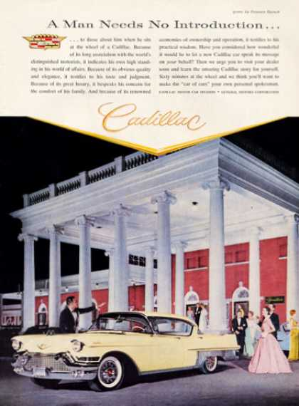 Cadillac at the Homestead Print (1957)