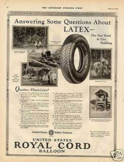 United States Royal Cord Tire (1926)