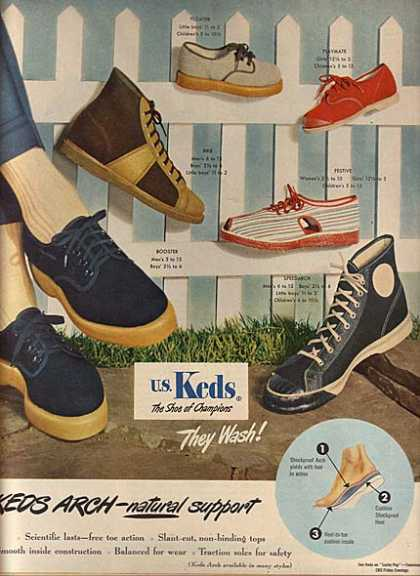 Ked's United States Rubber Company (1949)
