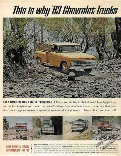 Chevrolet Trucks Collectible (1963)