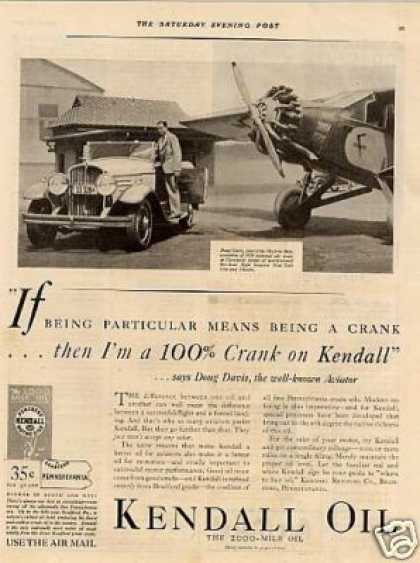 Kendall Oil (1930)