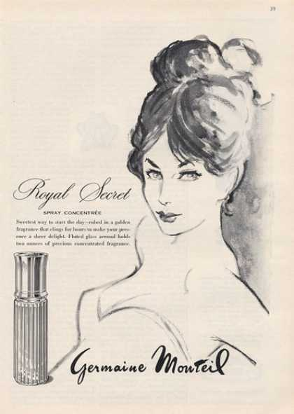 Germain Montiel Features Royal Secret (1964)