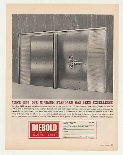 Diebold Bank Vault Door (1963)