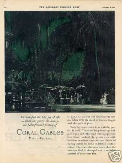 Coral Gables Ad 2 Page (1926)