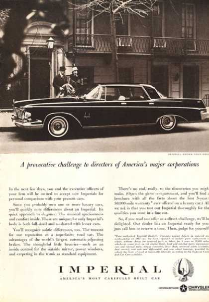Chrysler Imperial Crown 4-door (1963)