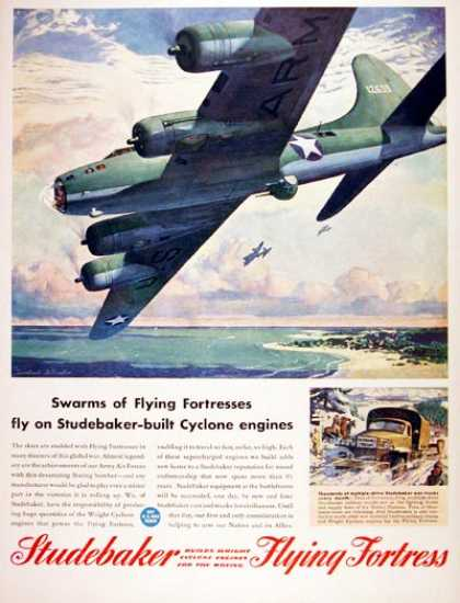 Studebaker War Effort (1943)