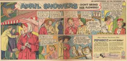 Lever Brothers Company's tooth paste – April Showers – Don't Bring Her Flowers (1951)