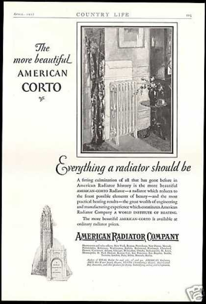 American Radiator Co Beautiful Home Heating (1927)
