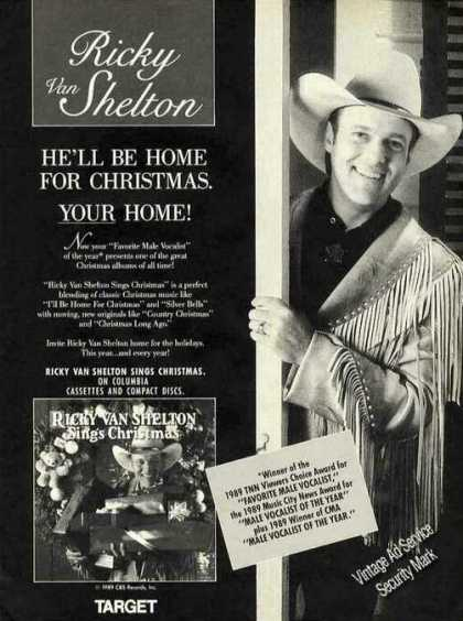 Ricky Van Shelton Photo Album Promo (1989)