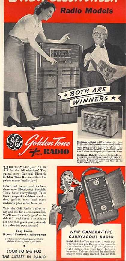 General Electric's Electioneer (1940)