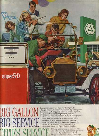 Cities Service's Big Gallon (1964)