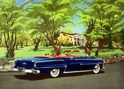Chrysler Windsor Deluxe (1953)