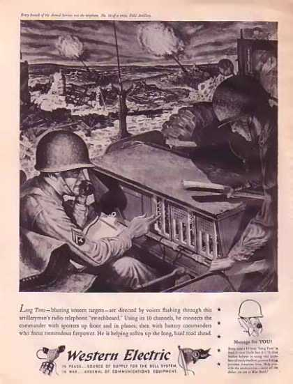Western Electric Wartime (1945)