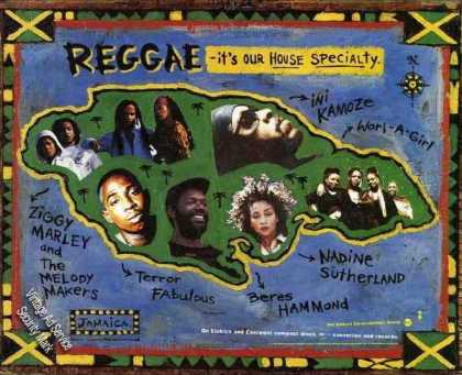 Reggae – It's Our House Specialty Artis Photos (1995)