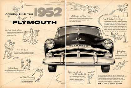 Plymouth Large Page (1952)