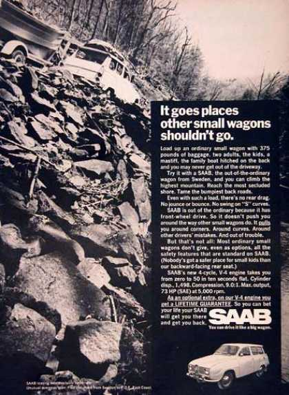 SAAB Station Wagon (1968)