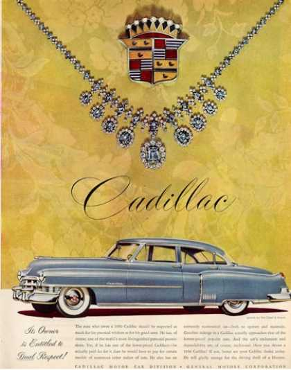Cadillac Van Cleef Arpels Necklace (1950)