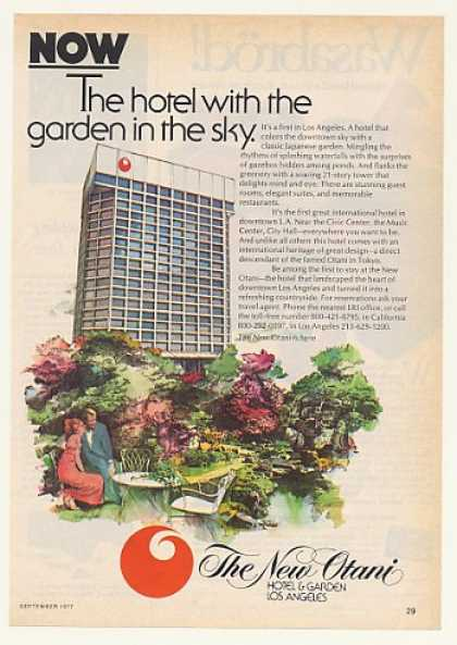 New Otani Hotel and Garden Los Angeles (1977)