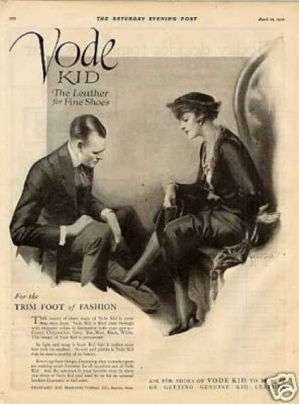 Vode Kid Shoes (1920)
