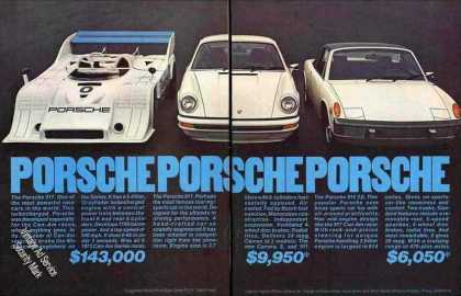 Porsche 917, 911, 914 Photos With Prices Car (1974)