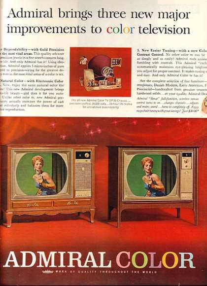 Vintage Electronics   Tv Of The 1960s  Page 7