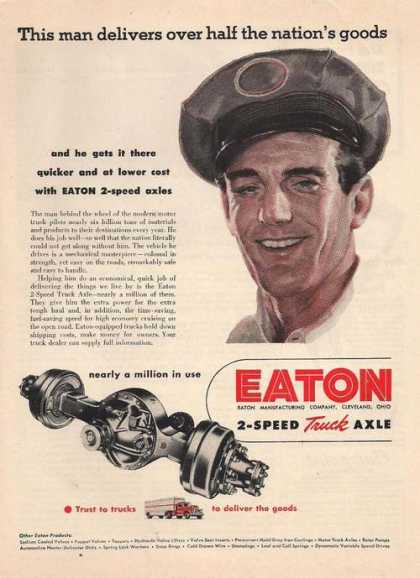 Eaton 2 Speed Truck Axle (1948)
