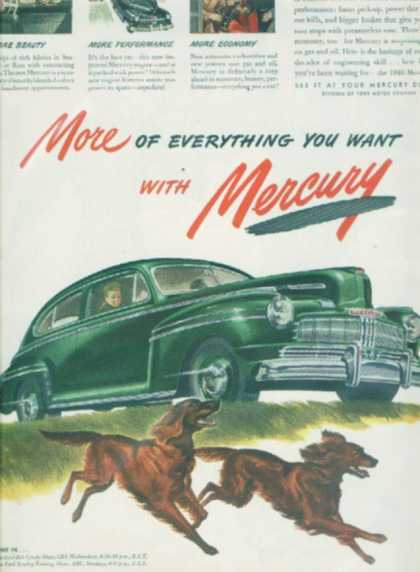 Ford&#8217;s Mercury (1946)