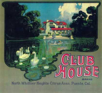 Club House Orange Label – Puente, CA