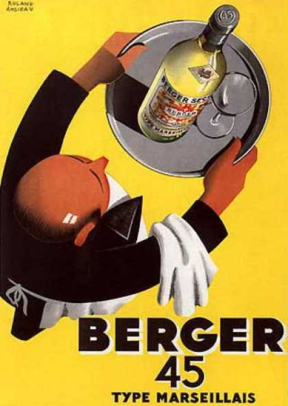 Berger 45 by Roland Ansieau (1935)