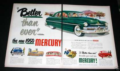 1950 Mercury, Better Than Ever (1949)