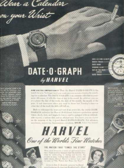 Harvel's Date-O-Graph (1945)