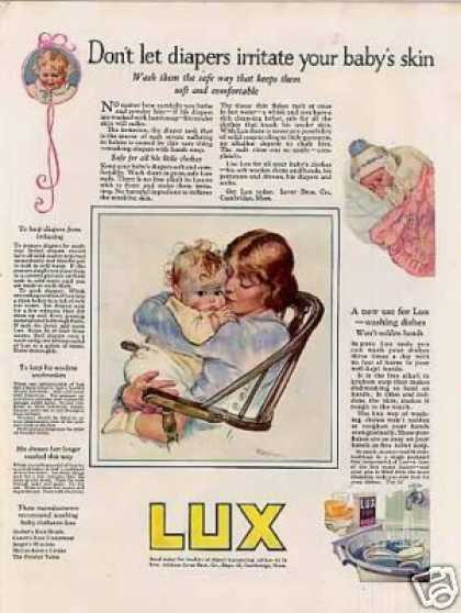 Lux Soap Color (1923)