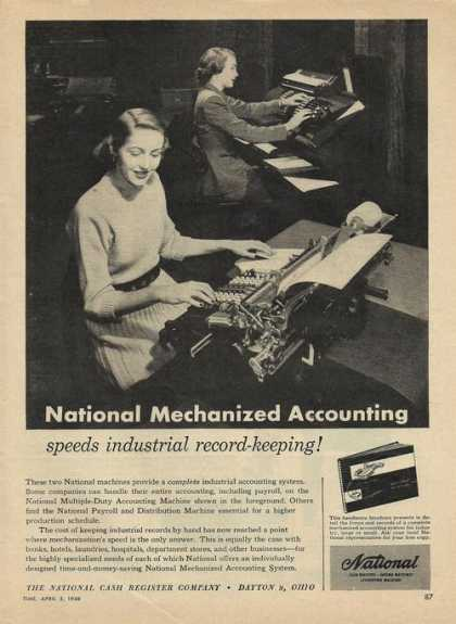 National Mechanized Accounting (1948)