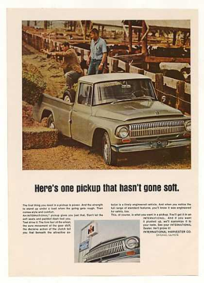 IH International Harvester Pickup Truck Farm (1966)