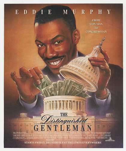 Eddie Murphy The Distinguished Gentleman Movie (1992)