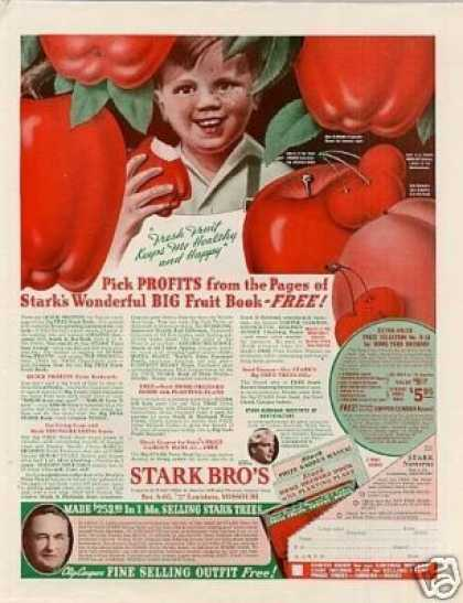 Stark Bros. Nurseries (1940)