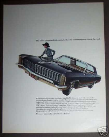 Buick Riviera Car Photo (1965)